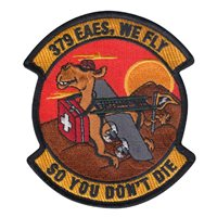 379 EAES C-130 Wings Patch