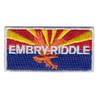 AFROTC DET 157 Embry-Riddle Aeronautical University Pencil Patch