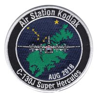 CGAS Kodiac C-130J Patch