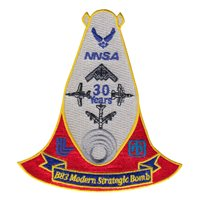 SNL B83 30 Years Patch
