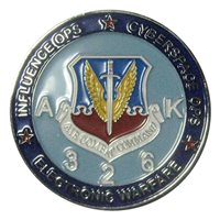 HQ ACC A3 Challenge Coin
