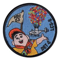 HSC-23 Det 4 LCS-8 Firescout Patch