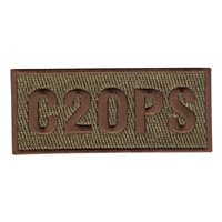 Maxwell AFB Command Post C2OPS Patch