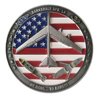2 BW Challenge Coin