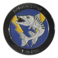 F-35 PSC Challenge Coin