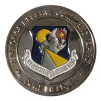 919 SOW Challenge Coin