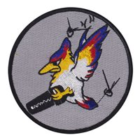 556 TES Heritage Patch