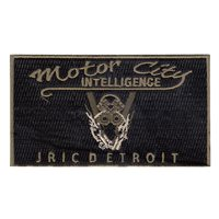 JRIC Detroit CMD NWU Patch
