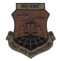 HQ AMC Test and Evaluation OCP Patch