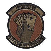 327 AS Instructor OCP Patch