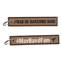 Mead High School Bands Key Flag