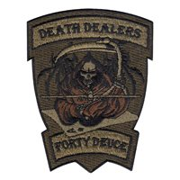 42 ATKS Death Dealers OCP Patch
