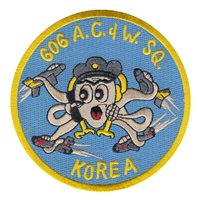 606 ACS Korea Heritage Patch