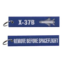 3 SES X-37B Key Flag