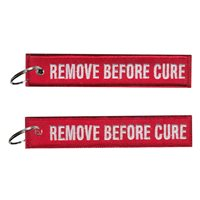 Northrop Grumman Remove Before Cure Key Flag