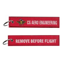 USCG Aero Engineering Key Flag