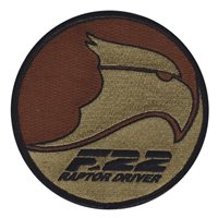 F-22 Raptor Driver OCP Patch