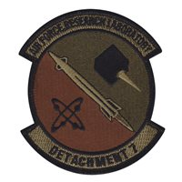 AFRL Det 7 OCP Patch