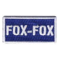 83 FWS FOX-FOX Pencil Patch