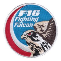 F-16 Poland Fighting Falcon Patch