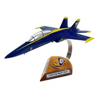 Design Your Own US Navy Blue Angels Custom Aircraft Model