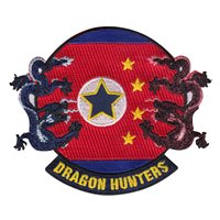 965 AACS Dragon Hunters Patch