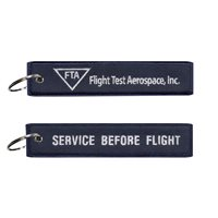 Flight Test Aerospace Inc Key Flag