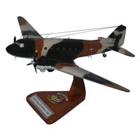 Design Your Own EC-47 Skytrain Custom Airplane Model