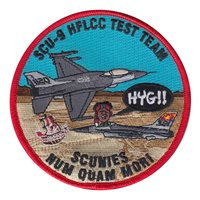 SCU-9 HFLCC Patch