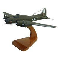 Design Your Own B-17G Flying Fortress Custom Airplane Model