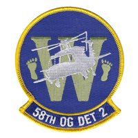 58 OG Det 2 Patch