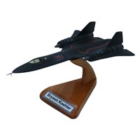 Design Your Own SR-71 Blackbird Custom Airplane Model