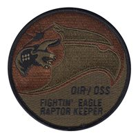 27 AMU Raptor Keeper OCP Patch