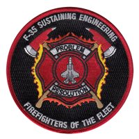 F-35 Sustaining Engineering Patch