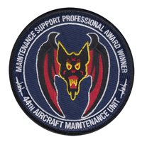 44 AMU Maintenance Professional Award Winner Patch