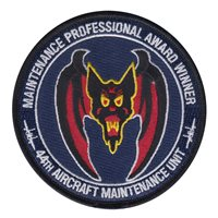 44 AMU Maintenance Support Professional Award Winner Patch