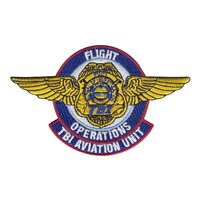TBI Aviation Unit Patch