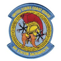 USCG Air Station Sacramento Patch