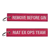 RIAT EX OPS Team Key Flag
