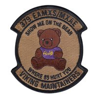 379 EAMXS Bear Friday Patch