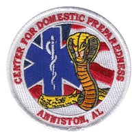 Anniston AL CDP Patch