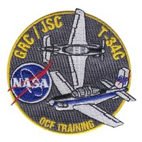 NASA Glenn Research Center - Flight Operations Patch