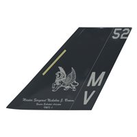 VMX-1 F-35B Tail Flash