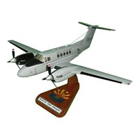 Beech UC-12F Super King Air Custom Airplane Model