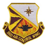 966 AACS Wing Friday Patch