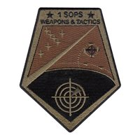 1 SOPS Weapon and Tactics OCP Patch