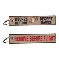 HSC-26 Det 1 Key Flag