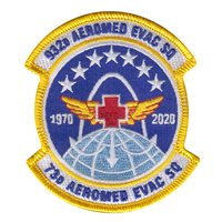 932 AES Anniversary Patch
