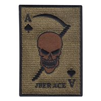 3 WG ACE Flight Suit OCP Patch