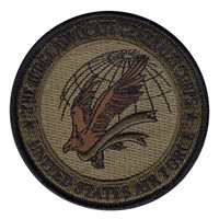 USAF Judge Advocate General's Corps Reverse OCP Patch